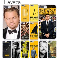 Lavaza The Wolf Of Wall Street Leonardo DiCaprio Shell Phone Case for Apple iPhone 7 7 Plus 6 6S Plus 5 5S SE 5C 4 4S Cover