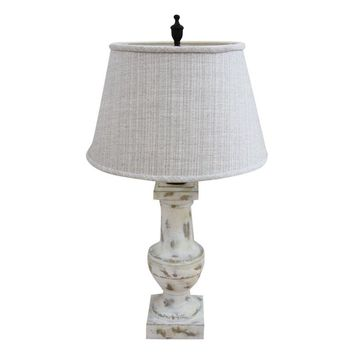 Pre-owned Visual Comfort Balustrade Lamps - A Pair