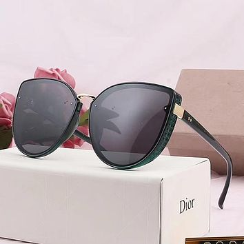 Dior Woman Men Fashion Sun Eyeglasses Glasses Sunglasses