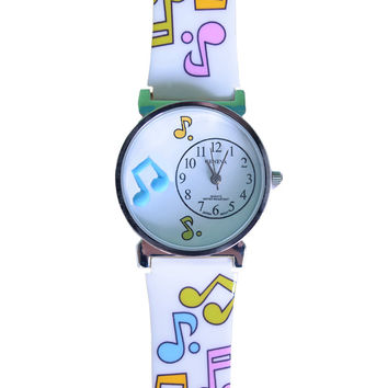 Music Time Watch