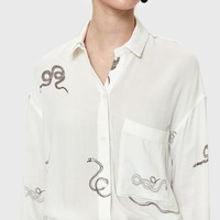 Paloma Wool / Serengeti Shirt in White
