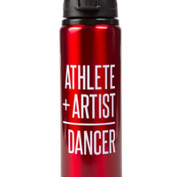 Athlete + Artist Water Bottle (ID)