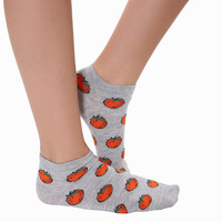 Lovely Tomatoes Socks