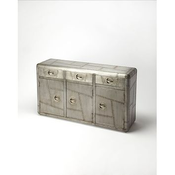 Butler Yeager Aviator Console Cabinet