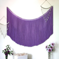 Lilac Dreams Wall Hanging | Harlee's Closet