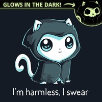 Grim Kitty | Funny, cute & nerdy shirts – TeeTurtle