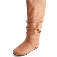 Mid-Calf Boots: Charlotte Russe