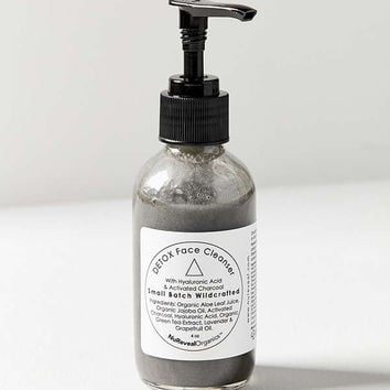 NuReveal Organics Detox Face Cleanser   Urban Outfitters