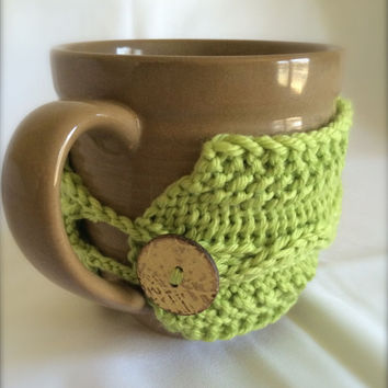 Coffee Cup Cozy Hand Knit Mug Cozy Mug Cozy Knit Cup Cozy Tea Cup Cozy Knitted Cup Cozy Knitted Mug Cozy