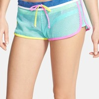 BCA Mesh Cover-Up Shorts