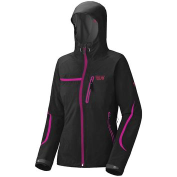 Mountain Hardwear Emporia Jacket (Fall 2010) - Women's XS - Black