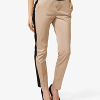 Colorblocked Straight Leg Pants | FOREVER21 - 2018586957