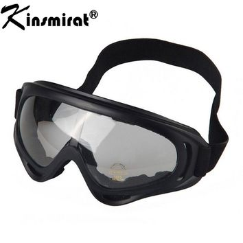 UV Protection Skiing Glasses ATV Motocross Ski Snowboard Off-road  Eyewear For Helmet Goggles Bike Motocross Motorcycle