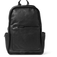 PRODUCT - Marc by Marc Jacobs - Leather Backpack - 395023 | MR PORTER