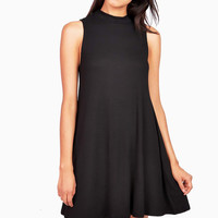 Mellow Muse A-Line Dress