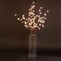 White Flower Light | Candy's Cottage