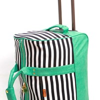 Deux Lux Jade Raleigh Luggage Bag DL6001-JADE