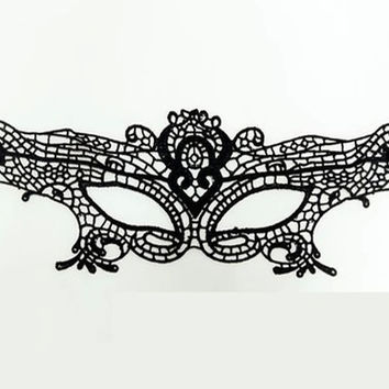 Min. order is $9 (can mix style) Vintage gothic queen of exquisite lace mask