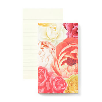 kate spade new york Small Notepad - Floral