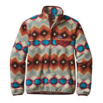 Patagonia W LW Synch Snap-T P/O