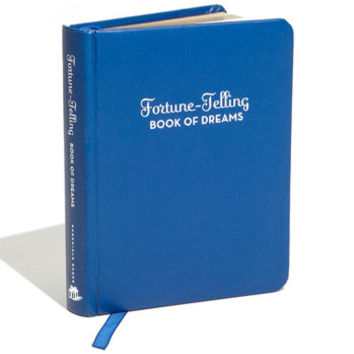 Chronicle Books Fortune Telling Book of Dreams | Nordstrom