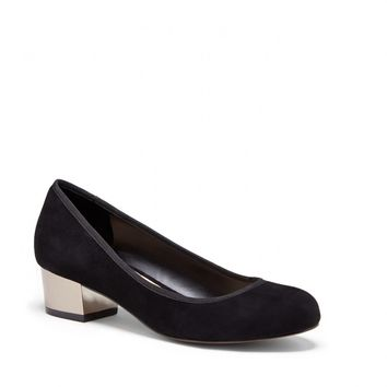 Sole Society Jocelyn Block Heel Pump
