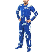 Los Angeles Dodgers - Logo All-Over Adult Union Suit