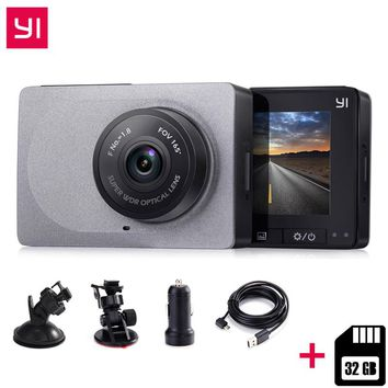 [International Edition] YI Xiaomi Smart Dash Camera
