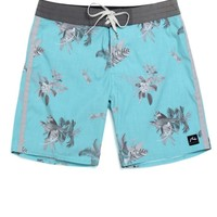 Rusty Kerma Boardshorts - Mens Board Shorts - Green