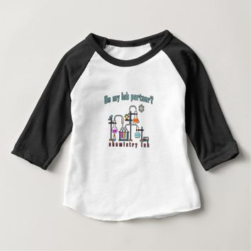 Chemistry lab baby T-Shirt