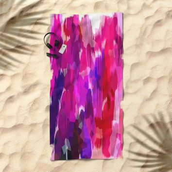 Love Affair Beach Towel by Mirimo