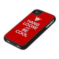 Hang Loose iPhone 4 Cases from Zazzle.com