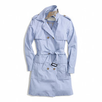 COTTON SUMMER TRENCH