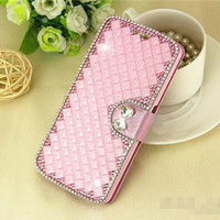 handmade rhinestone samsung galaxy galaxy note 4 note 3 note 2 wallet s5 s4 s3 case, iphone 6 6 plus iphone 5s case iphone 4 case