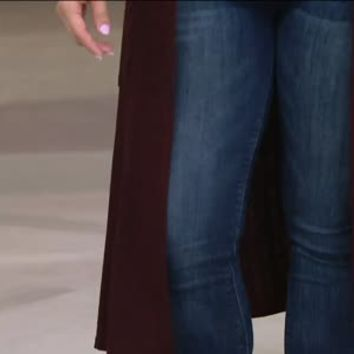 Lisa Rinna Collection Petite Open Front Duster Cardigan — QVC.com