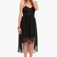Esme Hi-Low Dress $43