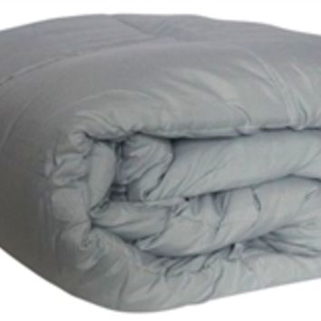 Gray Comforter - Twin XL Dorm Supplies College Bedding Twin Extra Long Comforters College Life