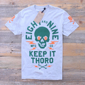 Keep It Thoro T-Shirt Grey
