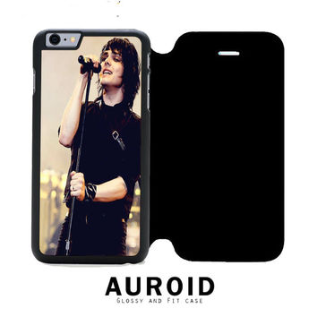 Gerard Way My Chemical Romance 2 iPhone 6S Flip Case Auroid