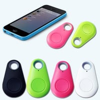 Key Finder Bluetooth Tracer GPS Locator Green Tag Alarm Wallet Key Pet Dogs Tracker Kid Finder Hot Sale