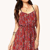 City-Chic Southwestern Dress