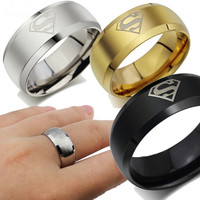 Superman Hero Ring