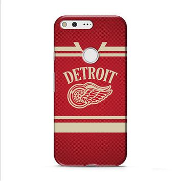 DETROIT USA HOCKEY Google Pixel 2 case