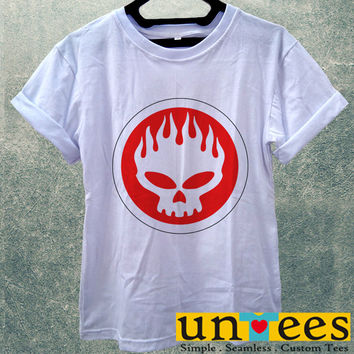 Low Price Women's Adult T-Shirt - The Offspring Logo design