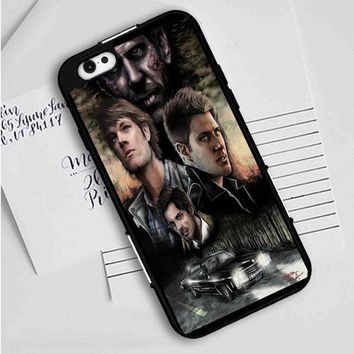 Supernatural Art iPhone Case
