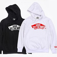 Vans Fashion Stylish Casual Winter Unisex Hoodies