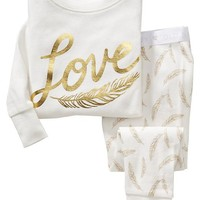 "Old Navy ""Love"" Sleep Sets For Baby"