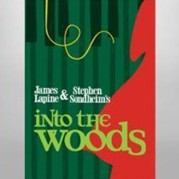 Into The Woods Magnet