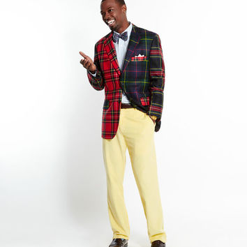 Shop Party Tartan Sport Coat at vineyard vines