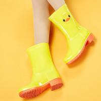 Brand New Animal Cartoon Women Fashion PVC Rainboots Short Jelly Colors Spring Summer Rain Boots Water Shoes Wellies Boots #ZJ66-in Women's Boots from Shoes on Aliexpress.com | Alibaba Group